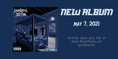 "May Release: Immortal Sÿnn - ""Force of Habit"""