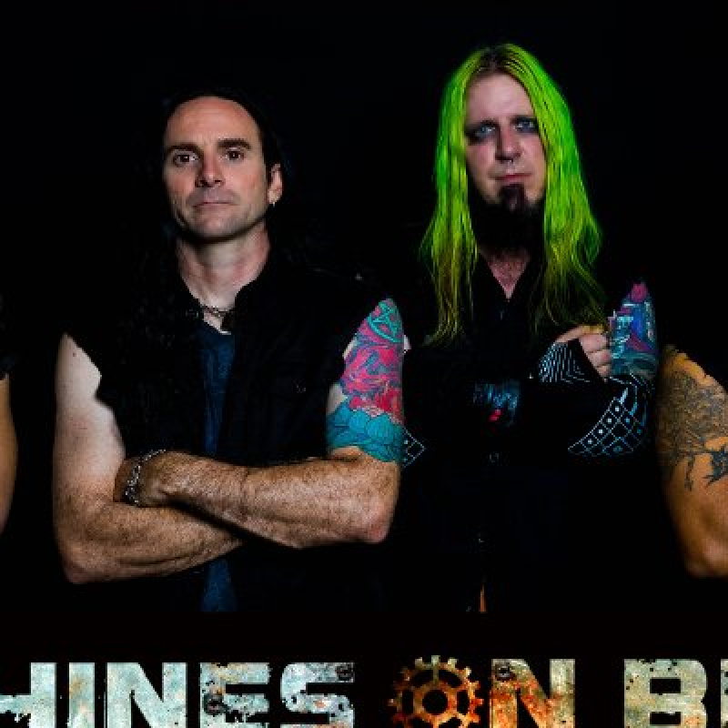 """Machines On Blast - """"Black Market Happiness"""" - Reviewed By World Of Metal!"""