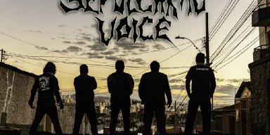 SEPULCHRAL VOICE CREATES RIFA FOR FIRST OFFICIAL VIDEO CLIP!