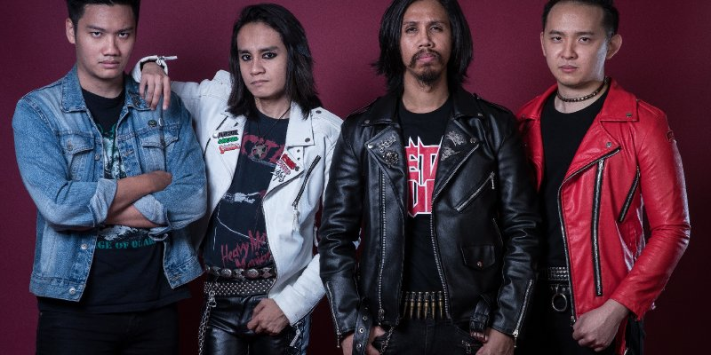 WITCHSEEKER premiere new track at Keep It True TV