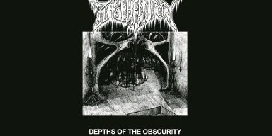 BLASPHEMATORY Depths of the Obscurity  Release date: Monday, November 9th 2020