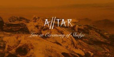ALLTAR release new video via Invisible Oranges