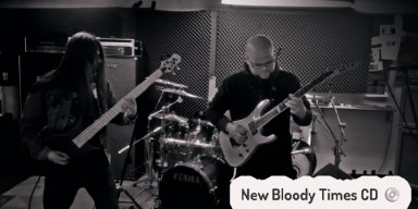 Bloody Times release new video and launched crowdfunding campaign