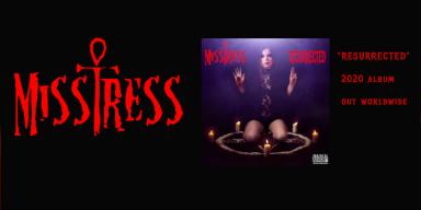 New Promo: Misstress - Resurrected - (Shock Rock / Horror Glam)