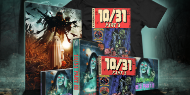 Rocky Gray (Living Sacrifice/Former Evanescence) Halloween Anthology '10/31 Part III' Is Available For Pre-Order