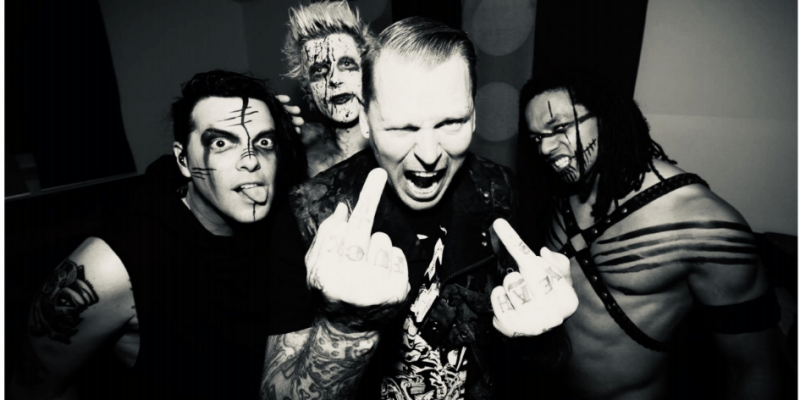"""Combichrist Premieres Official Music Video for """"Not My Enemy"""" on REVOLVER!"""
