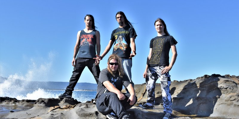 Terrorential - Visions - Featured At KMSU Loud Rock Charts!