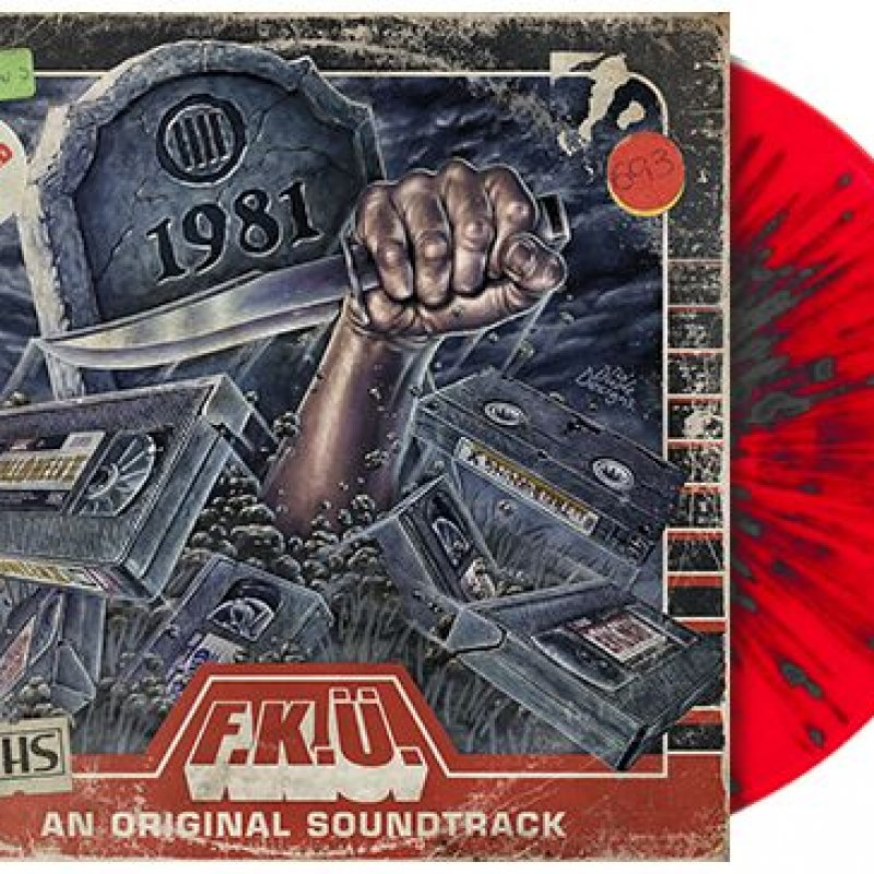 F.K.U. The concepts are enthralling and the music is mind rattling.  Listen with the lights on ...