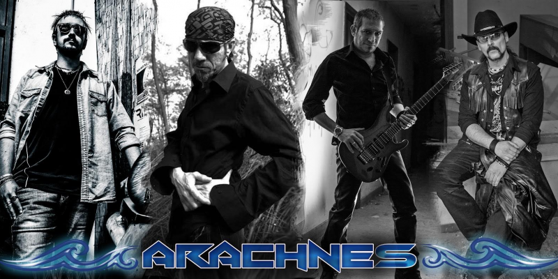 """Arachnes """"A New Day"""" - Featured At Heavy Riff!"""