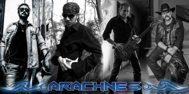 Arachnes - Psychedelic Trip/I Know The Darkness - Streaming At Audio Aggression!