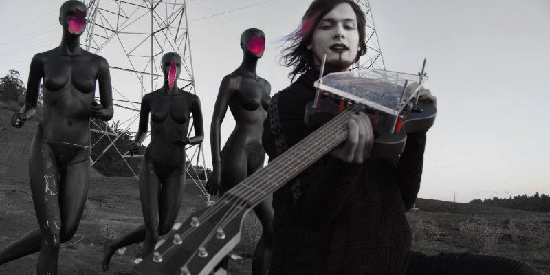 Electromancy releases video of Transylvanian Hunger cover