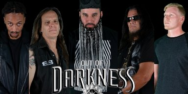 OUT OF DARKNESS Set for Label Release; Upcoming Nationwide Tour
