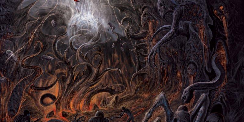 "Oldskull - ""Nether Hollow of No Return"""