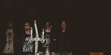 MŮRA Doom Invocations and Narcotic Rituals Caligari Records Release: 30 March 2021