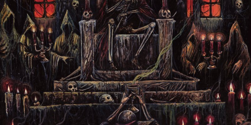 Stream Druid Lord's highly anticipated second album, Grotesque Offerings
