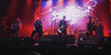 """SIELUNVIHOLLINEN stream new HAMMER OF HATE album at """"Inferno"""" magazine's website"""