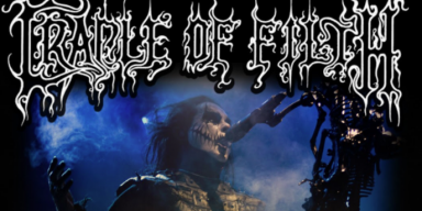 CRADLE OF FILTH Postpone Live Stream Concert to May 12th
