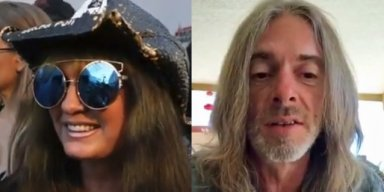 DIMEBAG's Girlfriend Slams REX BROWN's Memoir: 'It's Not Good To Write A Book When You Don't Remember Things'