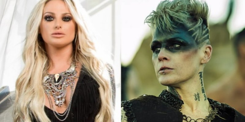 BUTCHER BABIES' HEIDI SHEPHERD Fires Back At OTEP SHAMAYA