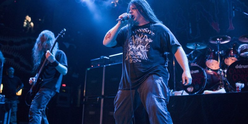 """George """"Corpsegrinder"""" Fisher Shares His Thoughts on NFL Players Taking a Knee"""