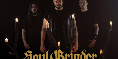 """SOUL GRINDER announce new EP release """"Lifeless Obsession"""" to be released in June"""