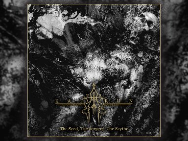 New Promo: KAFIRUN - The Seed, The Serpent, The Scythe - (Blackened Death Metal)