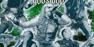 GODSLAVE set release date for new METALVILLE album, reveal cover & tracklisting