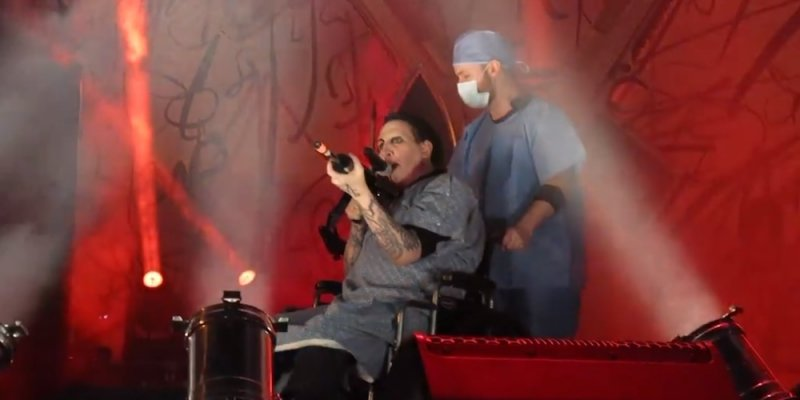 Marilyn Manson Explains Use of Fake Rifle During His Recent Return to the Stage