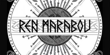 Ren Marabou - 'Valhalla Waits' - Featured At Bathory'Zine!