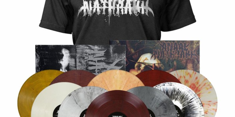 Anaal Nathrakh: 'The Codex Necro', 'Total Fucking Necro' CD and LP re-issues now available via Metal Blade Records