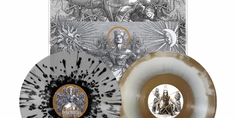 Behemoth: 'Evangelion' vinyl re-issue now available via Metal Blade Records