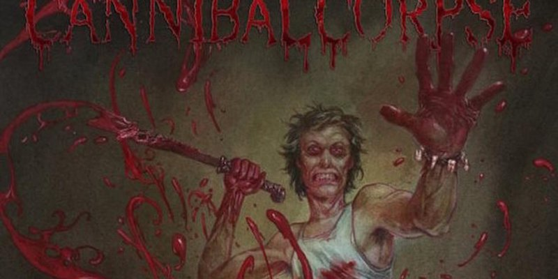 Red Before Black - Cannibal Corpse - Review