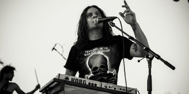 Slasher Dave From Acid Witch Interviewed By Zach Moonshine