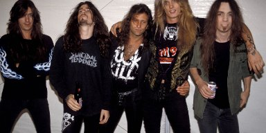 SKID ROW Guitarist DAVE 'SNAKE' SABO Explains Why SEBASTIAN BACH Reunion Fails To Happen