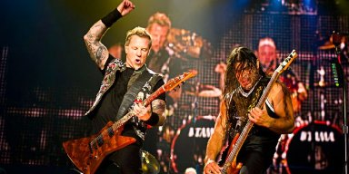 Watch METALLICA's Entire Performance At 'Band Together Bay Area'