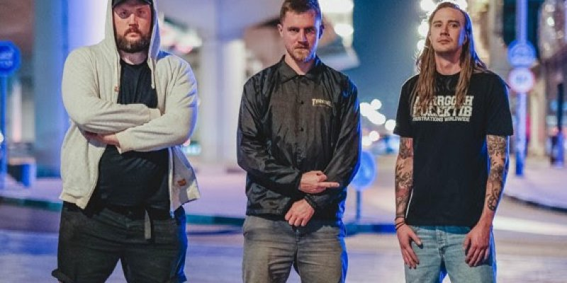 "Swedish thrashers Leach stream new ""D.O.D."" video featuring Soilwork vocalist Björn ""Speed"" Strid via Sleeping Village Reviews!"