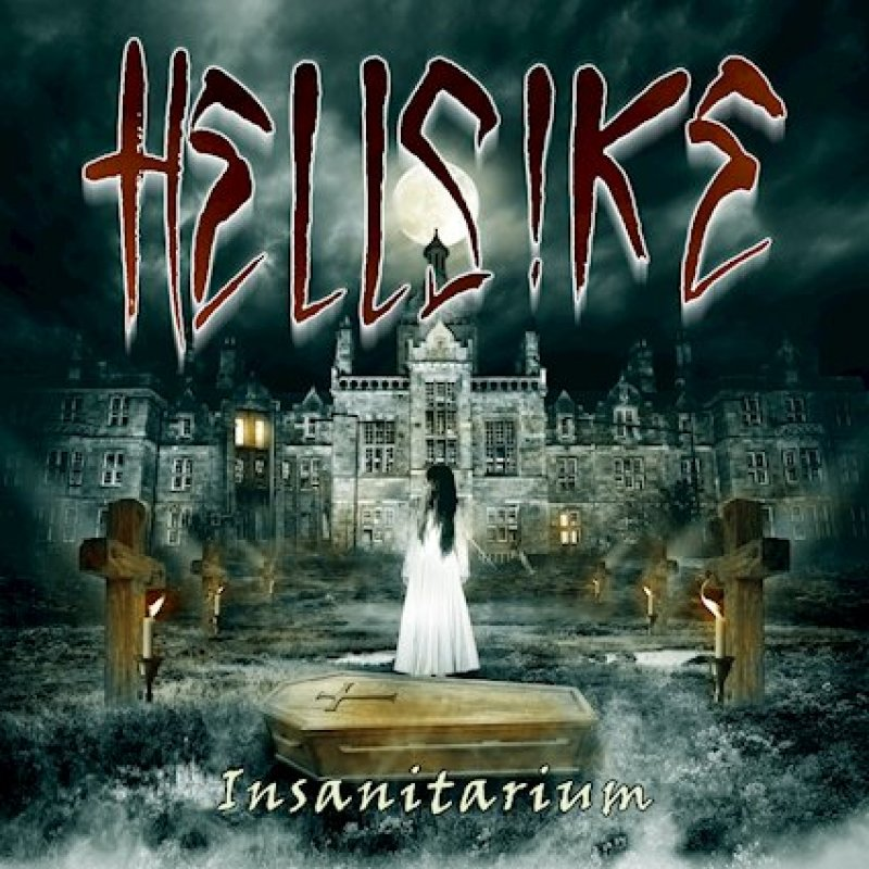 Hellsike! Insanitarium (Heavy Metal) Hellsikes! Records Release: 26 March 2021