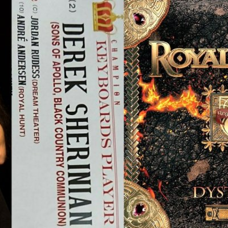 Royal Hunt - Dystopia - Reviewed By Heavy Metal Heaven webzine!