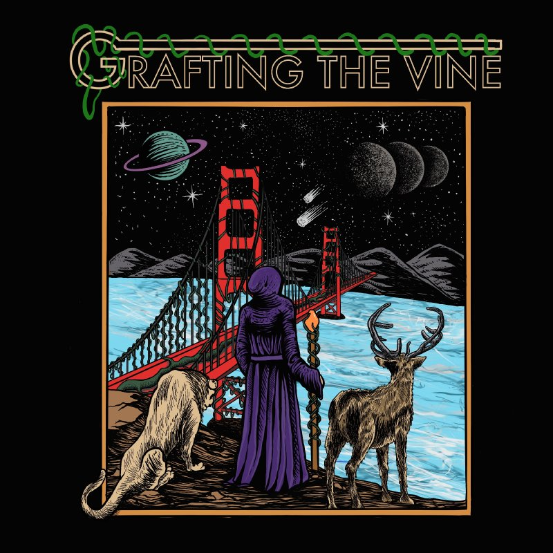New Promo: Grafting The Vine - Golden Gate - (Instrumental Post Metal)