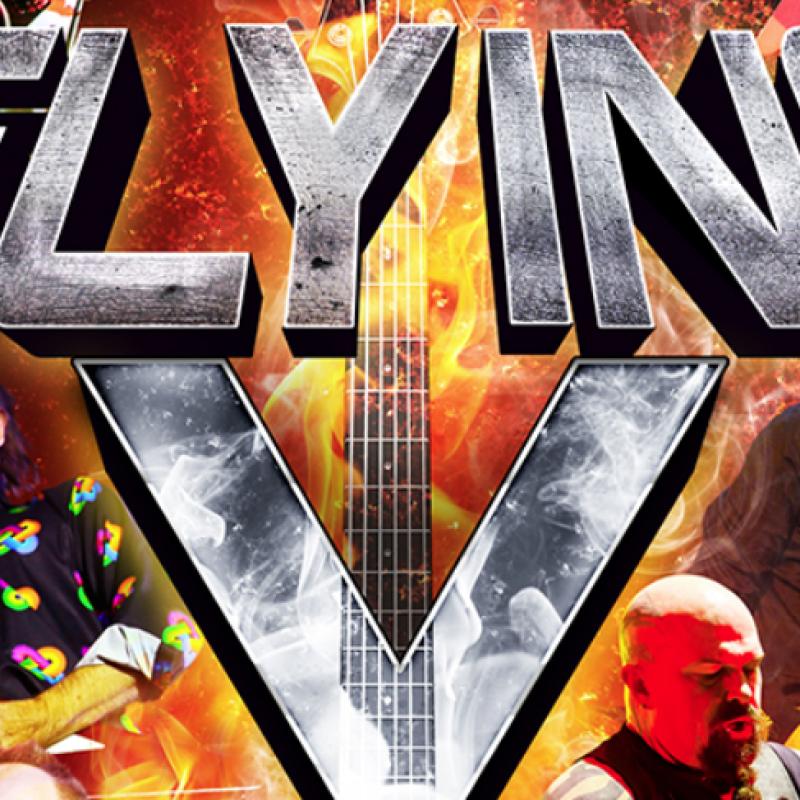 New Promo: Alchemy Werks - Flying V - (Metal Rock Film)