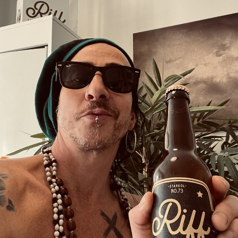 Dregen Interview about RIFF Beer and Music