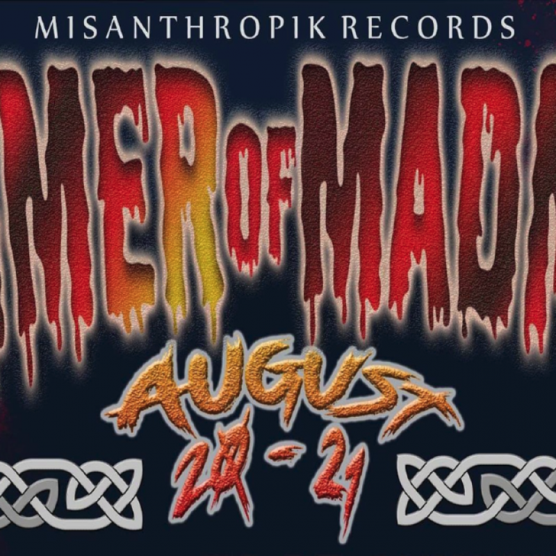 SUMMER OF MADNESS FEST 2021 AUG 20 - AUG 21