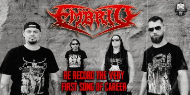Brazilian Thrashers of EMBRIO re-record the first song of career!