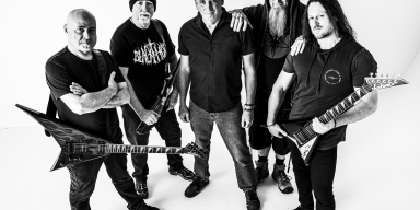 """Aussie 80's Thrashers NOTHING SACRED New Album """"No Gods"""" Coming July 2021"""