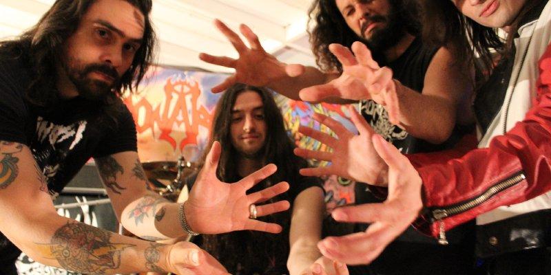 """San Diego Thrashers MONARCH """"Blast The Seed"""" In Shred Fest Guitar Playthrough"""