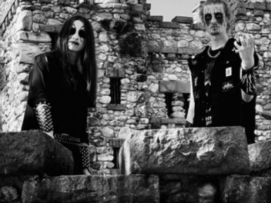 Necralant- Temples of Ruin - Featured At KMSU Loud Rock Charts!