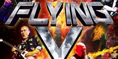 Alchemy Werks - Flying V - Featured At Bathory'Zine!