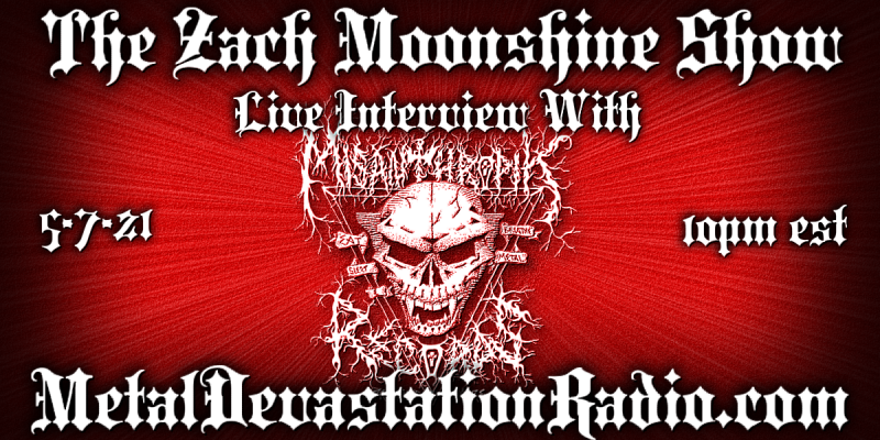 Misanthropik Records - Featured Interview & The Zach Moonshine Show