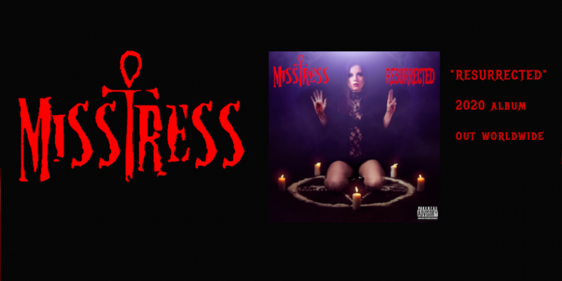 Misstress - Resurrected - Reviewed by Metal Head.it!