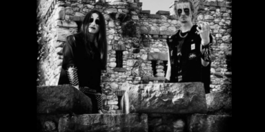 Necralant - Temples Of Ruin - Interviewed At Breathing The Core!